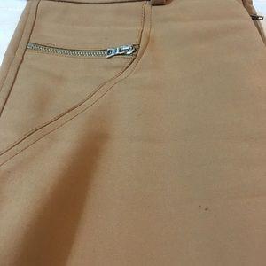 Zara Pants - ZARA WOMAN tan colored, business casual trousers